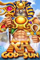 RA the god of sun